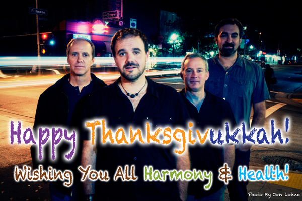 IfMusic Thanksgiving Flier Happy Thanksgivukkah