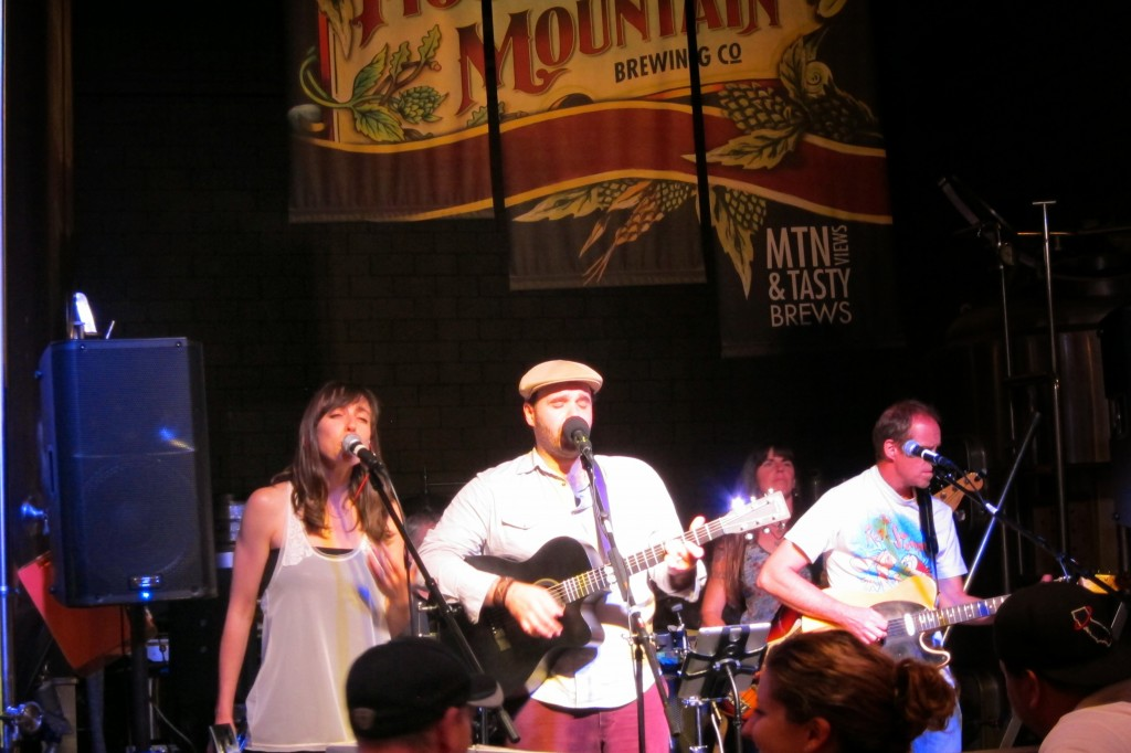 Ian Franklin & Infinite Frequency Live at Figueroa Mountain Brewing Company in Buellton, CA on June 27th 2014