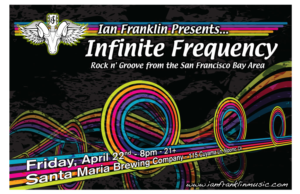 Bay area eclectic pop rock musician ian franklin for Santa maria jewelry company